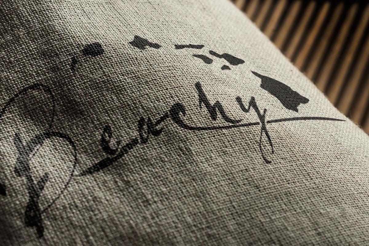 Beachy Clothing Co. Logo Design