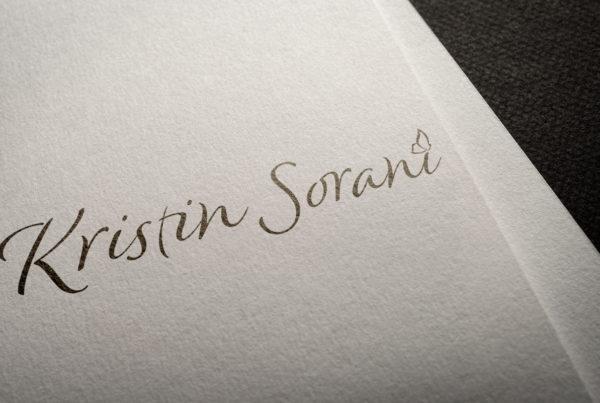 Kristin Sorani Logo Design